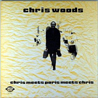 CHRIS WOODS PLUSG. ARVANITAS TRIO  Itarian盤