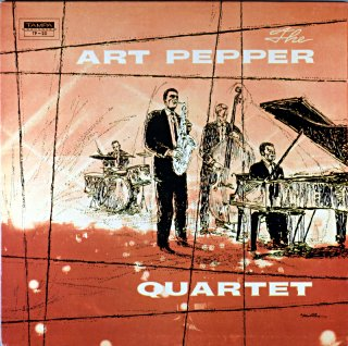 THE ART PEPPER QUARET (V.S.O.P盤)