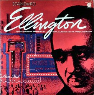 STANDARD ELLINGTON DUKE ELLINGTON ORCHESTRA
