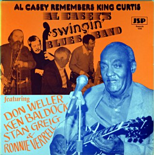 AL  CAASEY REMENBERS KING CURTIS Uk盤