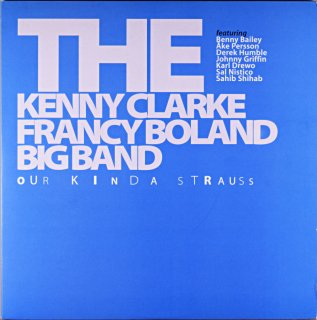 THE KENNY CLARKE FRANCY BOLAND BIG BAND Itarian盤 2枚組
