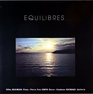 EQUILIBRES... GLES HENIMIAN France盤(SAWANO)