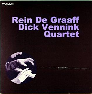 REIN DE GRAAFF DICK VANNINK QUARTET 10inch盤