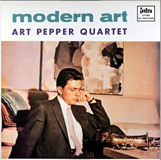 MODERN ART ART PEPPER