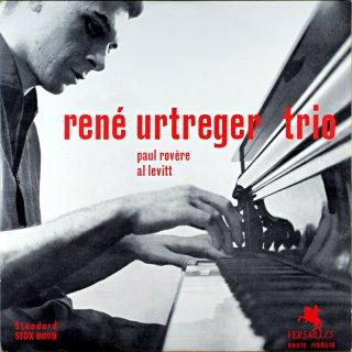 RENE URTREGER TRIO France盤
