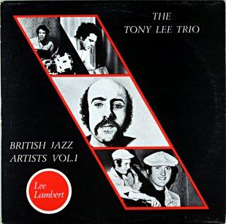 THE TONY LEE TRIO Original盤