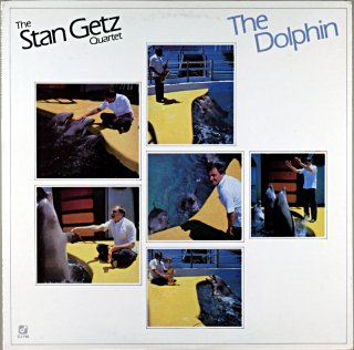 THE STAN GETZ QUARTET THE DOLPHIN Original盤