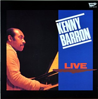 KENNY BARRON / LIVE
