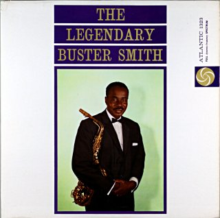 THE LEGENDARY BUSTER SMITH Original盤