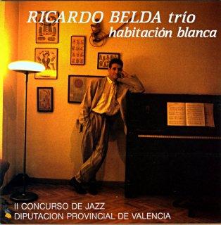 RICARDO BELDA TRIO HABITACION BLANCD Spanish盤