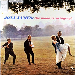 JONI JAMES: THE MOOD IS SWINGIN!