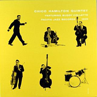 CHICO HAMILTON QUINTET