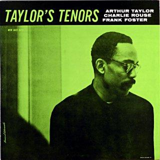 TAYLOR'S TENORS ARTHUR TAYLOR