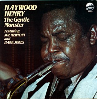 HAYWOOD HENRY THE GENTLE MONSTER Us盤