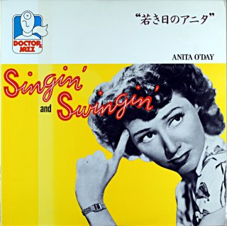 ANITA O'DAY SINGIN' AND SWINGIN'