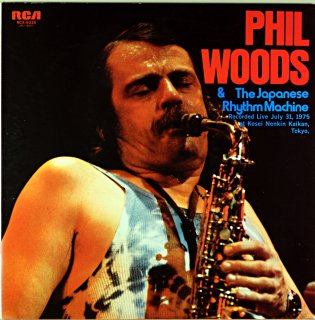 PHIL WOODS & THE JAPANESE RHYTHM MACHINE