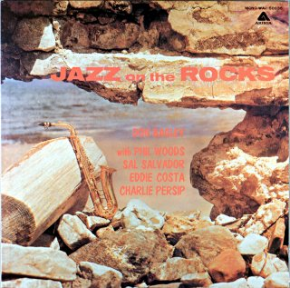 JAZZ ON THE ROCKS DON BAGLEY