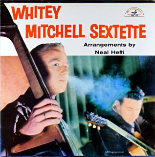 WHITEY MITCHELL SEXTETTE (Fresh sound)盤