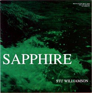 SAPPHIRE STU WILLIAMSON (Fresh sound)盤