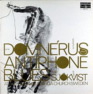 ARNE DOMNERUS PLAYS Swedish盤