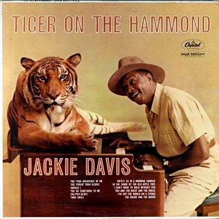 TIGER ON THE HAMMOND JACKIE DAVIS Original盤