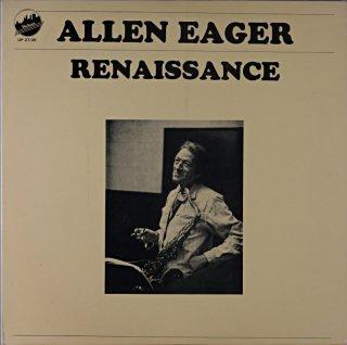 ALLEN EAGER RENAISSANCE Canadian盤