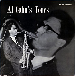 AL COHN'S TONES Original盤