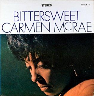 BETTERSWEET CARMEN McRAE Original盤