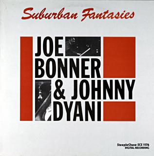 SUBURBAN FANTASIES JOE BONNER & JOHNNY DYANI Holland盤