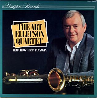 THE ART ELLEFSON QUARTET FEATURING TOMMY FLANAGAN Canadian盤
