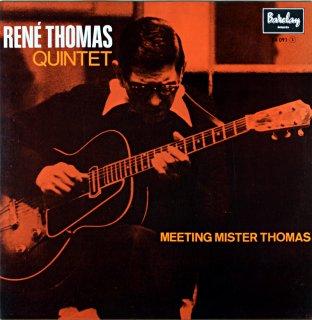 RENE THO,MAS QUINTET (Fresh sound)盤