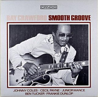 RAY CRAWFORD SMOOTH GROOVE Itarian盤