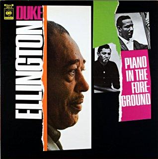 PIANO IN THE FORE GROUND DUKE ELLINGTON