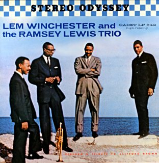 LEM WINCHESTER AND THE RAMSEY LEWIS TRIO
