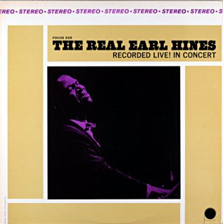 THE RELA EARL HINES