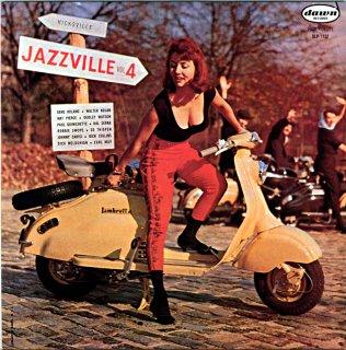 JAZZVILLE VOL.4 GENE ROLAND (Fresh sound)盤