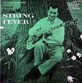 CHUCK WAYNE STRING FEVER Spanish盤