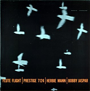 FLUTE FLIGHT HERBIE MANN AND BOBBY JASPAR Us盤