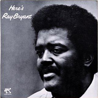 HERE'S RAY BRYANT Us盤