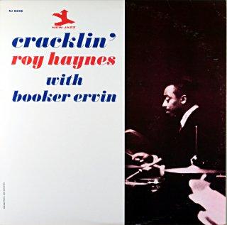 CRACKLIN' ROY HAYNES WITH BOOKER ERVI Us盤
