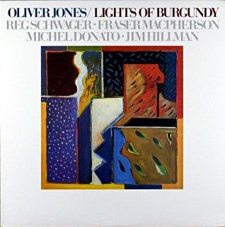 OLIVER JONES / LIGHTS OF BURGUNDY Canadian盤
