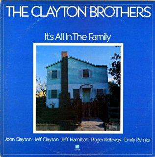 THE CLAYTON BROTHERS JOHN CLAYTON Us盤