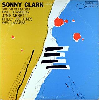 SONNY CLARK THE ART OF THE TRIO