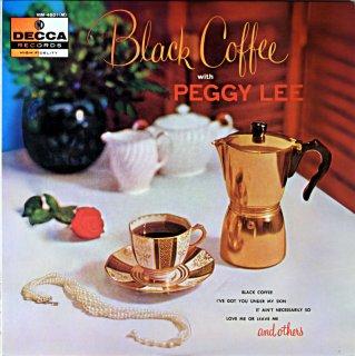 BLACK COFFEE PEGGY LEE