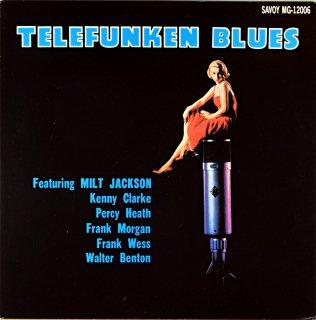 TELEFUNKEN BLUES KENNY CLARKE