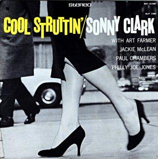 COOL STRUTTIN' SONNY CLARK UA盤