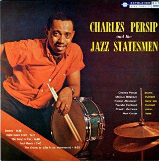 CHARLES PERSIP AND THE JAZZ STATESMEN (Fresh sound盤)