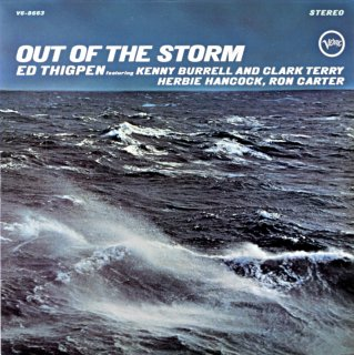 OUT OF THE STORM ED THIGPEN