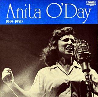 ANITA O'DAY 1949-1950 Us盤