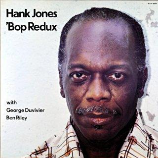 HANK JONES 'BOP REDUX